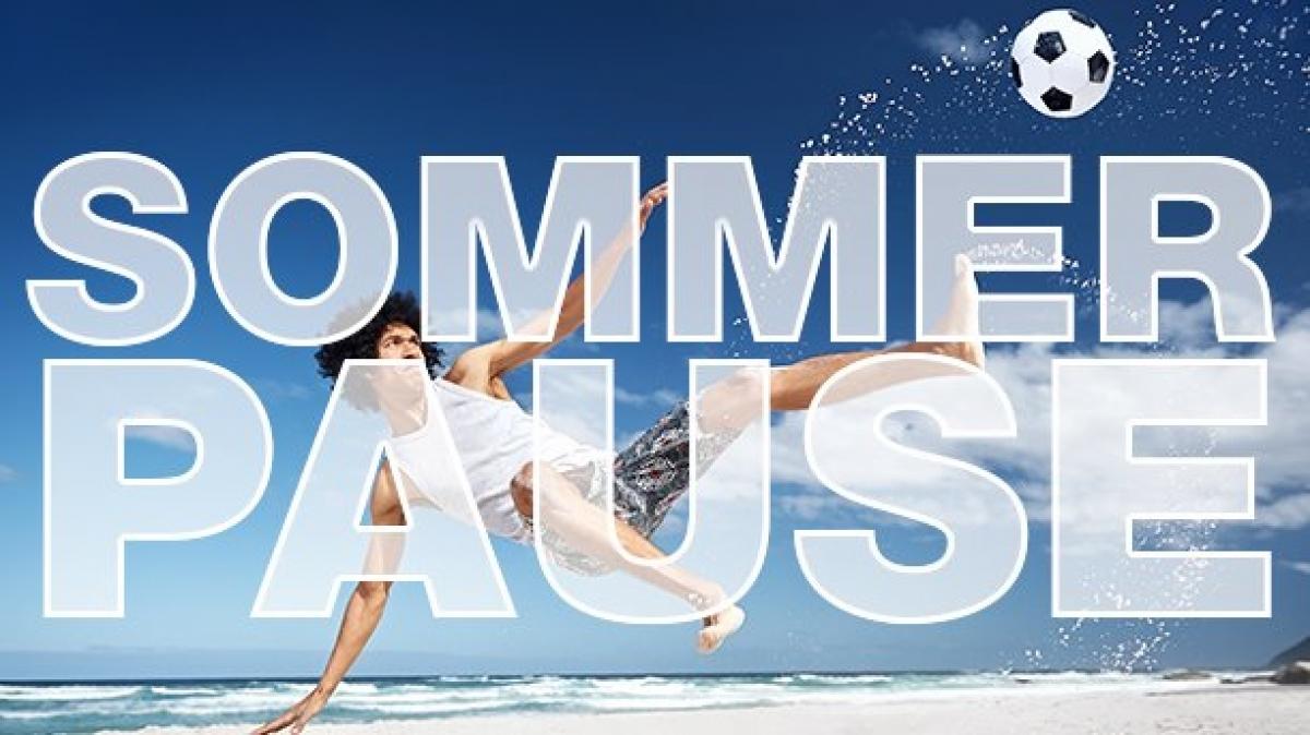 Bildergebnis für Sommerpause